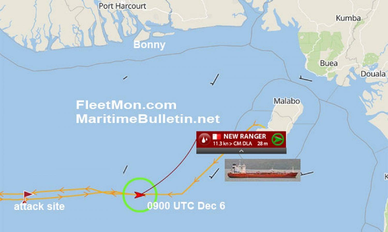 Νέα επίθεση πειρατών σε Ελληνικό πλοίο κοντά στη Νιγηρία - e-Nautilia.gr | Το Ελληνικό Portal για την Ναυτιλία. Τελευταία νέα, άρθρα, Οπτικοακουστικό Υλικό