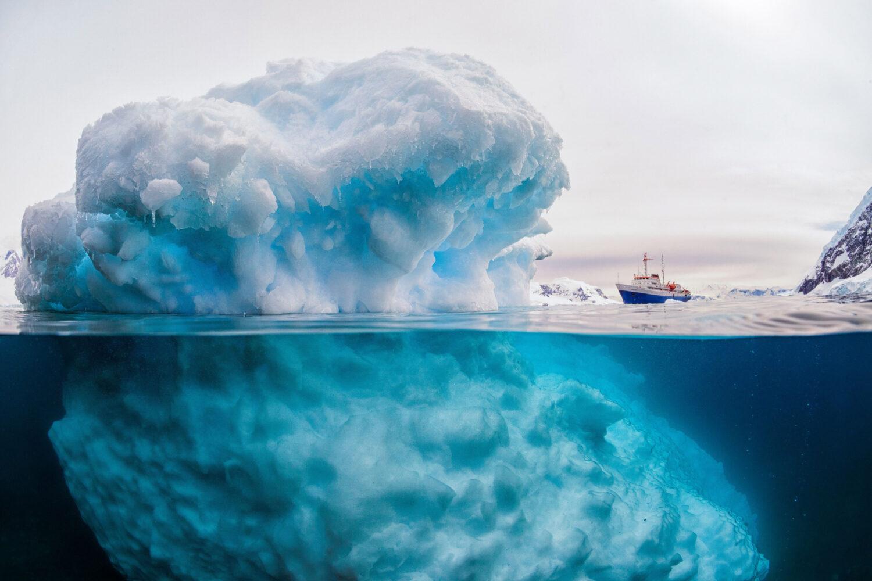 Γιγαντιαίο παγόβουνο απειλεί νησί του Νότιου Ατλαντικού - e-Nautilia.gr | Το Ελληνικό Portal για την Ναυτιλία. Τελευταία νέα, άρθρα, Οπτικοακουστικό Υλικό