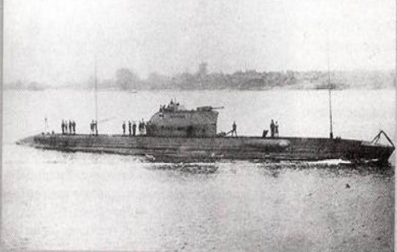 22 Δεκεμβρίου 1940, το υποβρύχιο ΠΑΠΑΝΙΚΟΛΗΣ βυθίζει το ιταλικό ιστιοφόρο Antonietta - e-Nautilia.gr | Το Ελληνικό Portal για την Ναυτιλία. Τελευταία νέα, άρθρα, Οπτικοακουστικό Υλικό