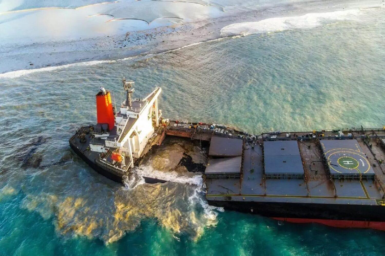 Η πλοιοκτήτρια εταιρεία του Wakashio κατηγορεί το πλήρωμα για ελλιπή συνειδητοποίηση της κατάστασης. - e-Nautilia.gr | Το Ελληνικό Portal για την Ναυτιλία. Τελευταία νέα, άρθρα, Οπτικοακουστικό Υλικό
