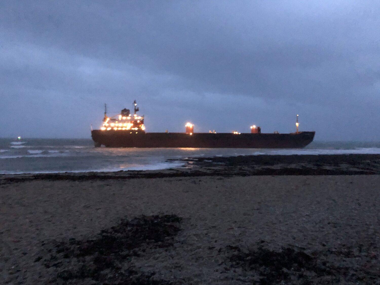 ΕΚΤΑΚΤΟ: Προσάραξη φορτηγού πλοίου στην Πρέβεζα - e-Nautilia.gr | Το Ελληνικό Portal για την Ναυτιλία. Τελευταία νέα, άρθρα, Οπτικοακουστικό Υλικό