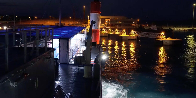 Νυχτερινό ρεμέτζο στο Λαύριο (Video) - e-Nautilia.gr | Το Ελληνικό Portal για την Ναυτιλία. Τελευταία νέα, άρθρα, Οπτικοακουστικό Υλικό