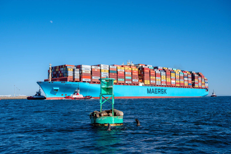 Νέο περιστατικό: Το Maersk Essen έχασε 750 κοντέινερ στο Βόρειο Ειρηνικό - e-Nautilia.gr | Το Ελληνικό Portal για την Ναυτιλία. Τελευταία νέα, άρθρα, Οπτικοακουστικό Υλικό