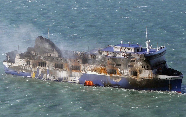 Ένοχοι 5 από τους 11 κατηγορούμενους για το ναυτικό δυστύχημα στο «Norman Atlantic» - e-Nautilia.gr | Το Ελληνικό Portal για την Ναυτιλία. Τελευταία νέα, άρθρα, Οπτικοακουστικό Υλικό
