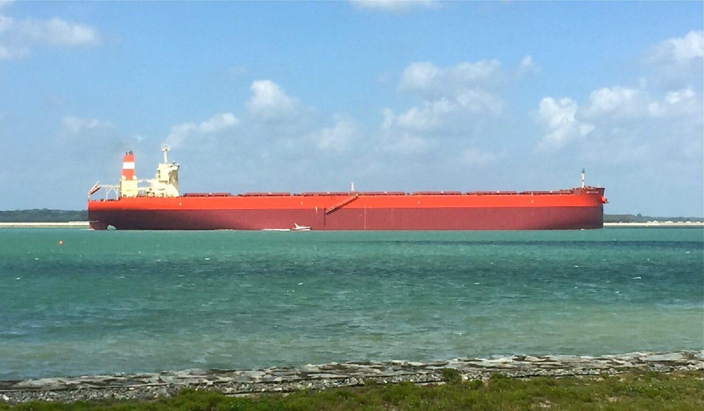 Χάθηκε στον Ινδικό Ωκεανό ο καπετάνιος του VLOC SEA FUJIYAMA - e-Nautilia.gr | Το Ελληνικό Portal για την Ναυτιλία. Τελευταία νέα, άρθρα, Οπτικοακουστικό Υλικό
