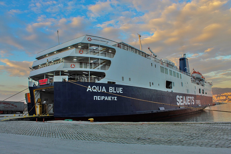 Μηχανική βλάβη σε μία από τις δύο κύριες μηχανές του «AQUA BLUE» - e-Nautilia.gr | Το Ελληνικό Portal για την Ναυτιλία. Τελευταία νέα, άρθρα, Οπτικοακουστικό Υλικό