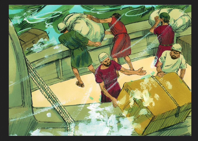Η ρίψη ανθρώπων στη θάλασσα ως αβαρία στη ναυτική Ιστορία - e-Nautilia.gr | Το Ελληνικό Portal για την Ναυτιλία. Τελευταία νέα, άρθρα, Οπτικοακουστικό Υλικό