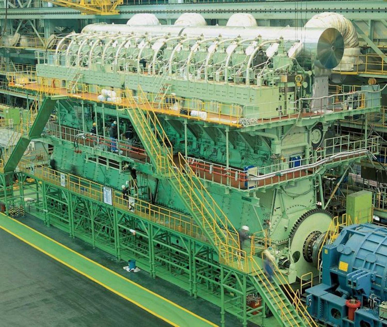 Αφιέρωμα – Ο μικρότερος και ο μεγαλύτερος κινητήρας του κόσμου (Photos) - e-Nautilia.gr | Το Ελληνικό Portal για την Ναυτιλία. Τελευταία νέα, άρθρα, Οπτικοακουστικό Υλικό