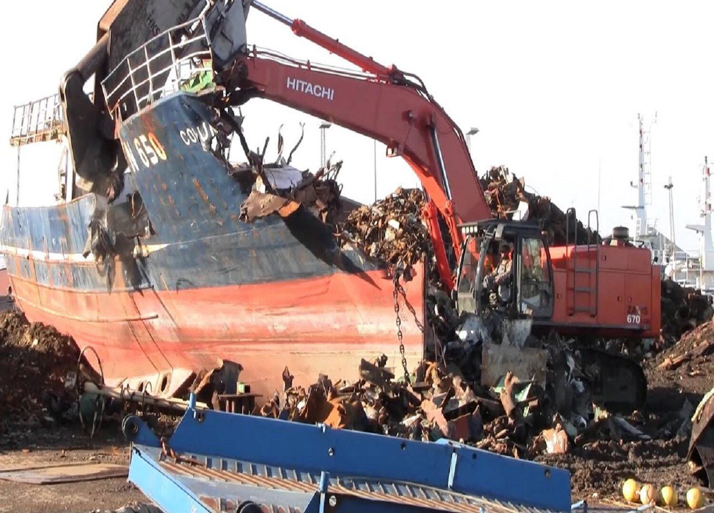 Υπέρ της δημιουργίας διαλυτηρίου πλοίων τάσσεται το Ε.Β.Ε.Π. - e-Nautilia.gr | Το Ελληνικό Portal για την Ναυτιλία. Τελευταία νέα, άρθρα, Οπτικοακουστικό Υλικό