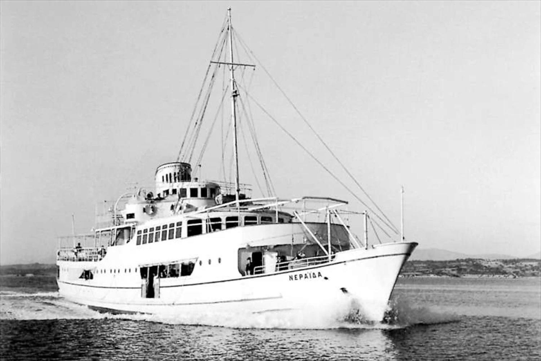 «Νεράιδα»: Το διάσημο πλοίο που έχει πρωταγωνιστήσει σε πλήθος ελληνικών ταινιών - e-Nautilia.gr | Το Ελληνικό Portal για την Ναυτιλία. Τελευταία νέα, άρθρα, Οπτικοακουστικό Υλικό