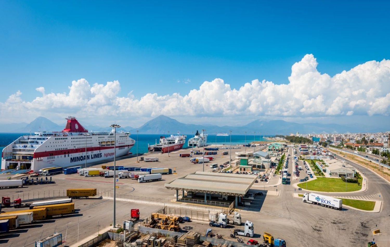 ΟΛΠΑ: μετατροπή του λιμανιού της Πάτρας σε «πράσινο» λιμάνι - e-Nautilia.gr | Το Ελληνικό Portal για την Ναυτιλία. Τελευταία νέα, άρθρα, Οπτικοακουστικό Υλικό