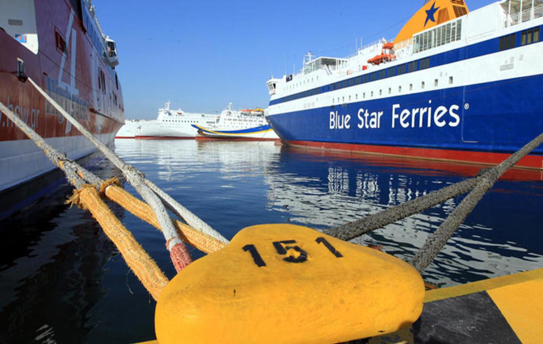 Και σήμερα 25 Φλεβάρη 24ωρη Πανελλαδική Απεργία σε όλες τις κατηγορίες πλοίων - e-Nautilia.gr | Το Ελληνικό Portal για την Ναυτιλία. Τελευταία νέα, άρθρα, Οπτικοακουστικό Υλικό