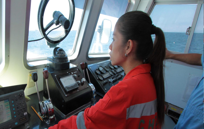 Γυναίκες στη ναυτιλία: οι δυσκολίες κοινωνικοποίησης στο καράβι - e-Nautilia.gr | Το Ελληνικό Portal για την Ναυτιλία. Τελευταία νέα, άρθρα, Οπτικοακουστικό Υλικό