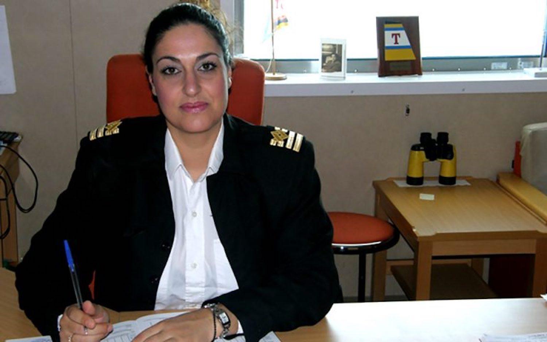 Πλοίαρχος Υακίνθη Τζανακάκη: Ιστορίες από την πλώρη - e-Nautilia.gr | Το Ελληνικό Portal για την Ναυτιλία. Τελευταία νέα, άρθρα, Οπτικοακουστικό Υλικό