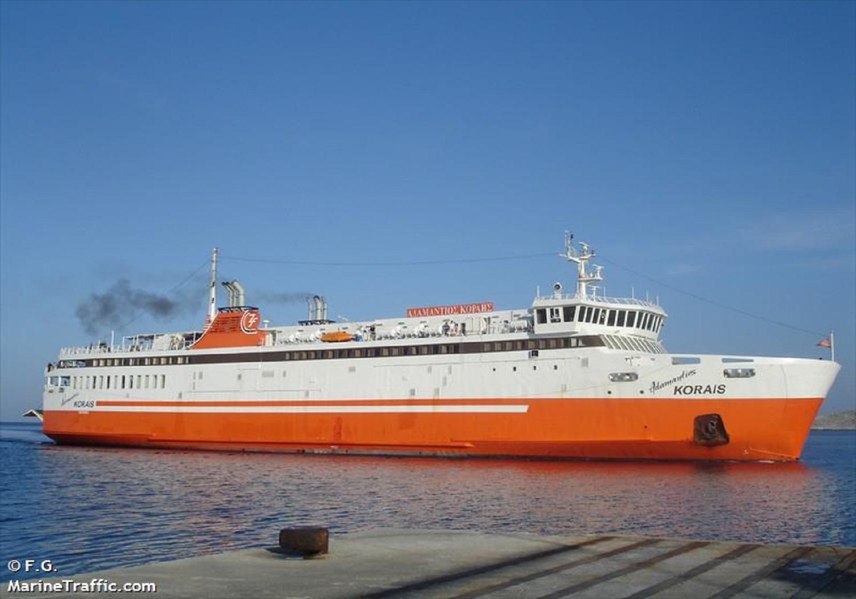 Eλαφριά πρόσκρουση Ε/Γ-Ο/Γ πλοίου στην Αλεξανδρούπολη - e-Nautilia.gr   Το Ελληνικό Portal για την Ναυτιλία. Τελευταία νέα, άρθρα, Οπτικοακουστικό Υλικό