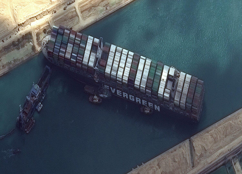 Η Ελλάδα έτοιμη να παράσχει κάθε δυνατή συνδρομή για την αποκατάσταση της ναυσιπλοΐας στο Σουέζ - e-Nautilia.gr | Το Ελληνικό Portal για την Ναυτιλία. Τελευταία νέα, άρθρα, Οπτικοακουστικό Υλικό