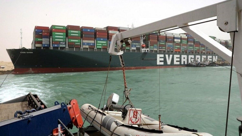 ΕΚΤΑΚΤΟ: Το Ever Given αποκολλήθηκε από τη Διώρυγα του Σουέζ (video) - e-Nautilia.gr   Το Ελληνικό Portal για την Ναυτιλία. Τελευταία νέα, άρθρα, Οπτικοακουστικό Υλικό