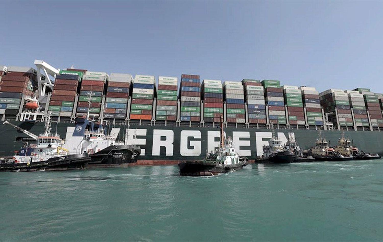 Σουέζ: Άρχισε να κινείται το πλοίο «Ever Given» (Video) - e-Nautilia.gr | Το Ελληνικό Portal για την Ναυτιλία. Τελευταία νέα, άρθρα, Οπτικοακουστικό Υλικό
