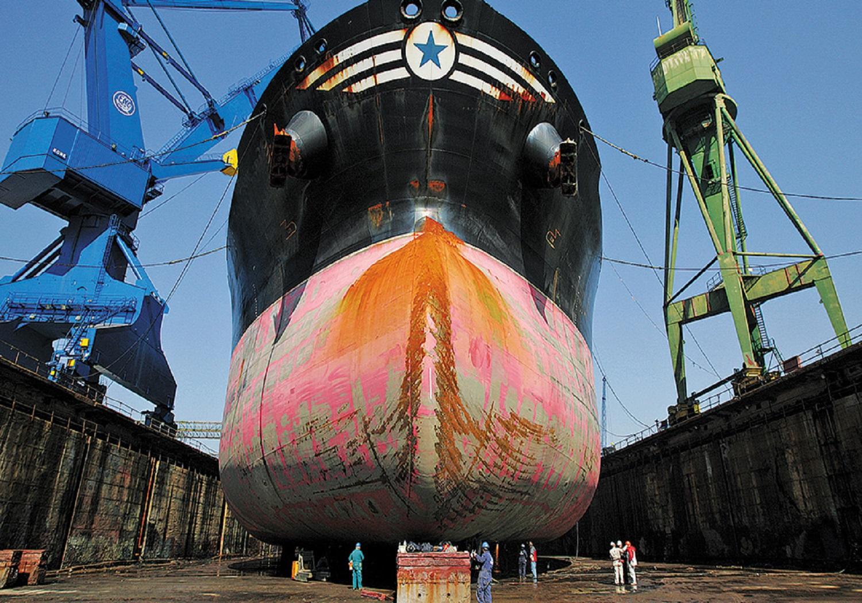 Κάμψη της Ελληνικής Βιομηχανίας Επισκευής Πλοίων το 2020 - e-Nautilia.gr | Το Ελληνικό Portal για την Ναυτιλία. Τελευταία νέα, άρθρα, Οπτικοακουστικό Υλικό