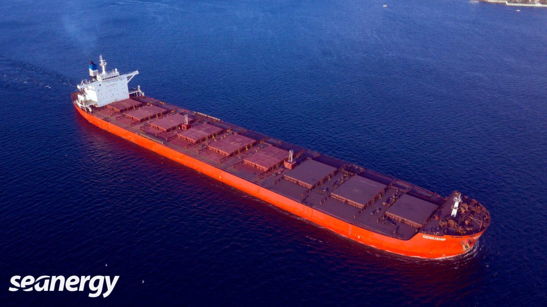 Νέα αγορά πλοίου Capesize από την Seanergy Maritime Holdings Corp. - e-Nautilia.gr | Το Ελληνικό Portal για την Ναυτιλία. Τελευταία νέα, άρθρα, Οπτικοακουστικό Υλικό