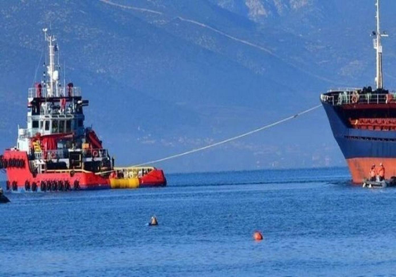 Ρυμουλκήθηκαν τα δύο φορτηγά πλοία που συγκρούστηκαν στα Κύθηρα - e-Nautilia.gr | Το Ελληνικό Portal για την Ναυτιλία. Τελευταία νέα, άρθρα, Οπτικοακουστικό Υλικό
