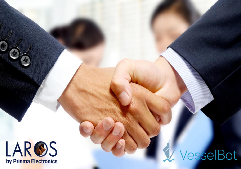 LAROS by Prisma Electronics και VesselBot Συνεργάζονται με Σκοπό τη Διάθεση Υπερσύγχρονων Τεχνολογικών Προϊόντων για τη Ναυτιλία - e-Nautilia.gr | Το Ελληνικό Portal για την Ναυτιλία. Τελευταία νέα, άρθρα, Οπτικοακουστικό Υλικό