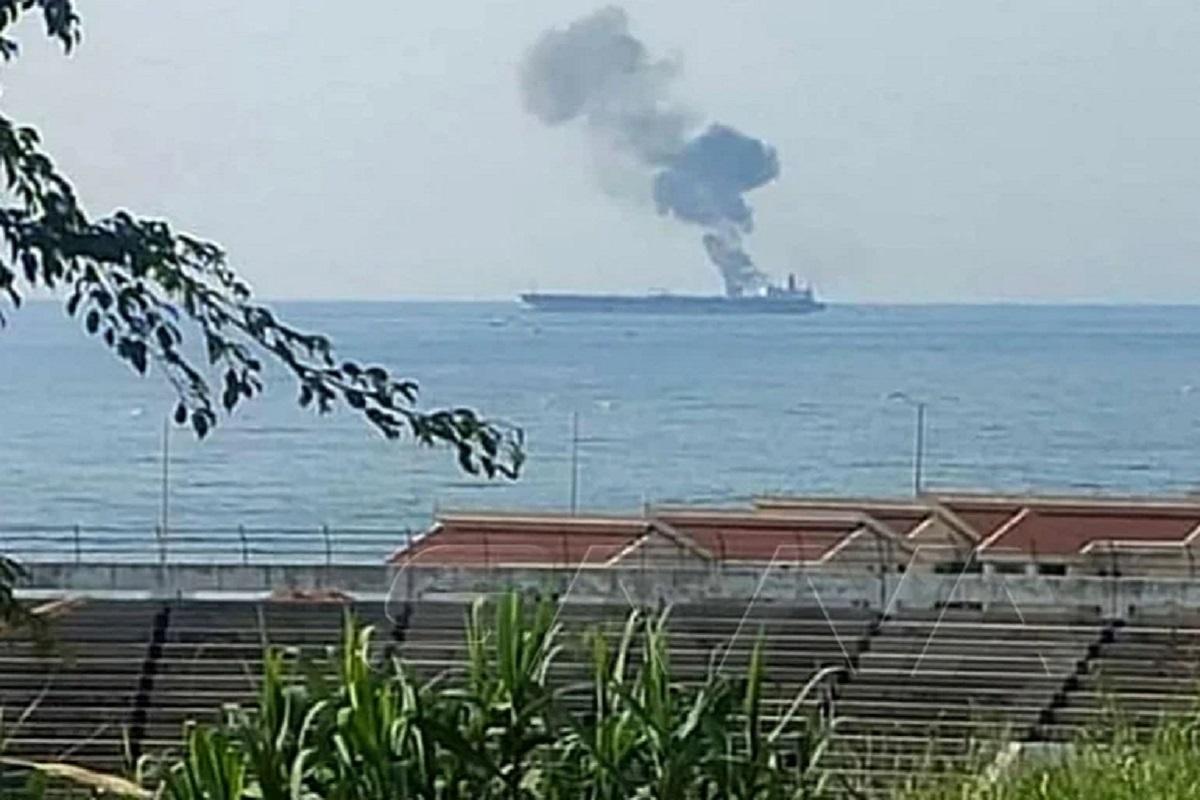 Έκρηξη σε δεξαμενόπλοιο – Τρεις άνθρωποι έχασαν τη ζωή τους - e-Nautilia.gr | Το Ελληνικό Portal για την Ναυτιλία. Τελευταία νέα, άρθρα, Οπτικοακουστικό Υλικό