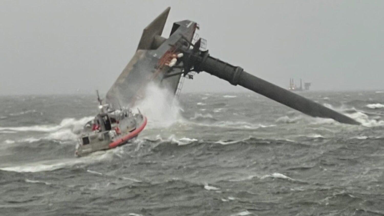 Τρεις νεκροί και 9 αγνοούμενοι μετά από ανατροπή σκάφους στον Κόλπο του Μεξικού (video) - e-Nautilia.gr | Το Ελληνικό Portal για την Ναυτιλία. Τελευταία νέα, άρθρα, Οπτικοακουστικό Υλικό
