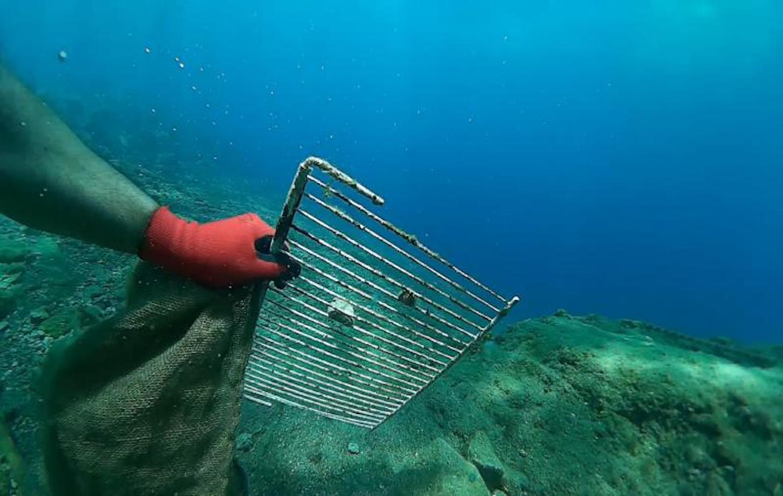 Dive In Action: ξεκινά παράκτιο και υποβρύχιο καθαρισμό στη Σαντορίνη - e-Nautilia.gr | Το Ελληνικό Portal για την Ναυτιλία. Τελευταία νέα, άρθρα, Οπτικοακουστικό Υλικό