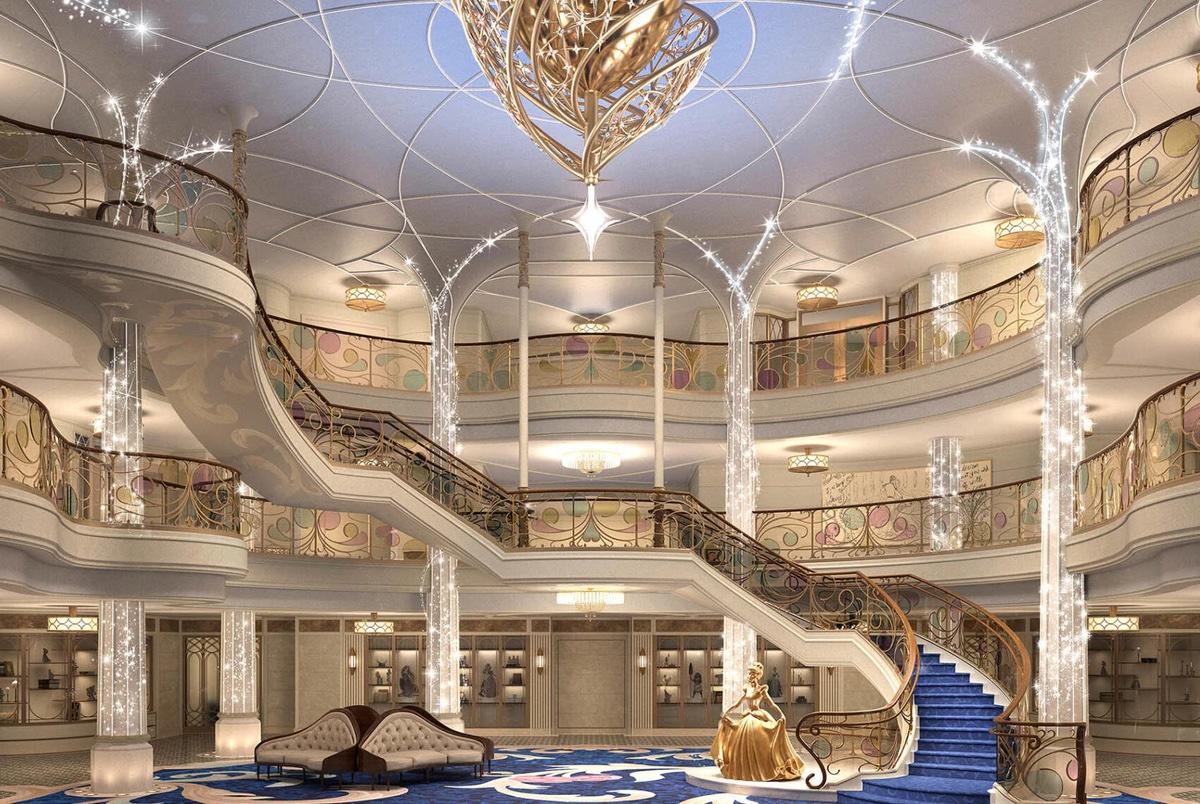 Η Disney Cruise Line αποκαλύπτει λεπτομέρειες για το το νεότερο πλοίο της Disney Wish! - e-Nautilia.gr | Το Ελληνικό Portal για την Ναυτιλία. Τελευταία νέα, άρθρα, Οπτικοακουστικό Υλικό