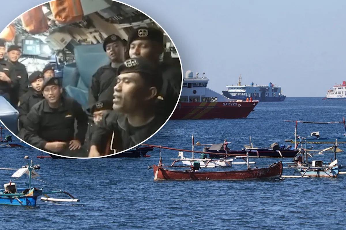 Ινδονησία: Το πλήρωμα του υποβρυχίου τραγουδά λίγες εβδομάδες πριν αυτό βυθιστεί (Video) - e-Nautilia.gr | Το Ελληνικό Portal για την Ναυτιλία. Τελευταία νέα, άρθρα, Οπτικοακουστικό Υλικό
