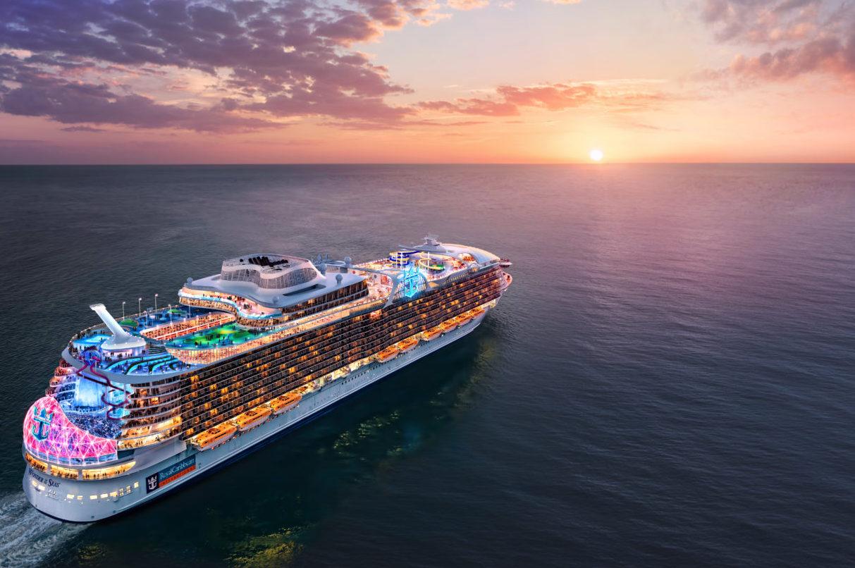 "Royal Caribbean International: αποκάλυψε το νέο σύγχρονο κρουαζιερόπλοιο της ""Wonder of the Seas"" - e-Nautilia.gr | Το Ελληνικό Portal για την Ναυτιλία. Τελευταία νέα, άρθρα, Οπτικοακουστικό Υλικό"