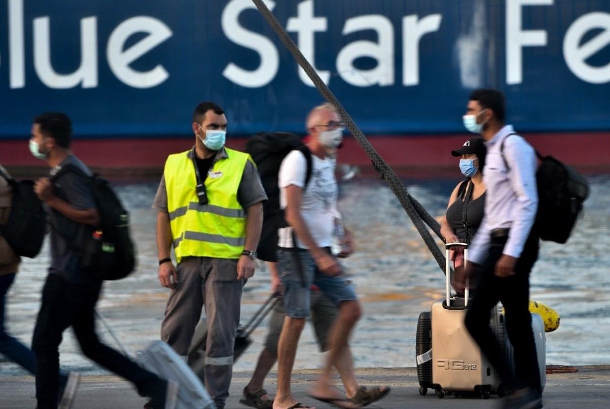 Αυξημένο ενδιαφέρον για καμπίνες από τους επιβάτες στην ακτοπλοΐα - e-Nautilia.gr | Το Ελληνικό Portal για την Ναυτιλία. Τελευταία νέα, άρθρα, Οπτικοακουστικό Υλικό