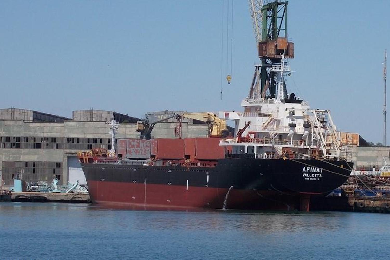 Ρυμουλκήθηκε στην Ελευσίνα το φορτηγό πλοίο «AFINA I» - e-Nautilia.gr | Το Ελληνικό Portal για την Ναυτιλία. Τελευταία νέα, άρθρα, Οπτικοακουστικό Υλικό