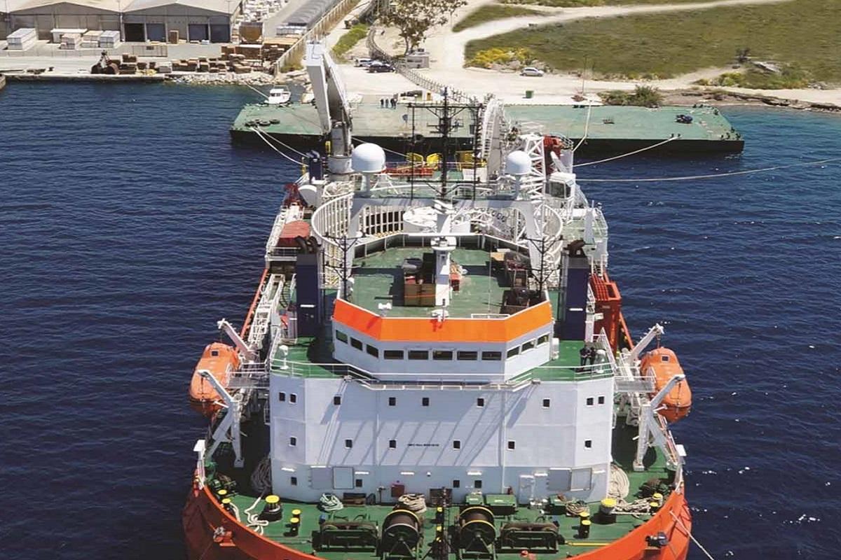 Η Hellenic Cables θα κατασκευάσει το υποβρύχιο καλώδιο για το μεγαλύτερο αιολικό πάρκο στην Ελλάδα - e-Nautilia.gr | Το Ελληνικό Portal για την Ναυτιλία. Τελευταία νέα, άρθρα, Οπτικοακουστικό Υλικό
