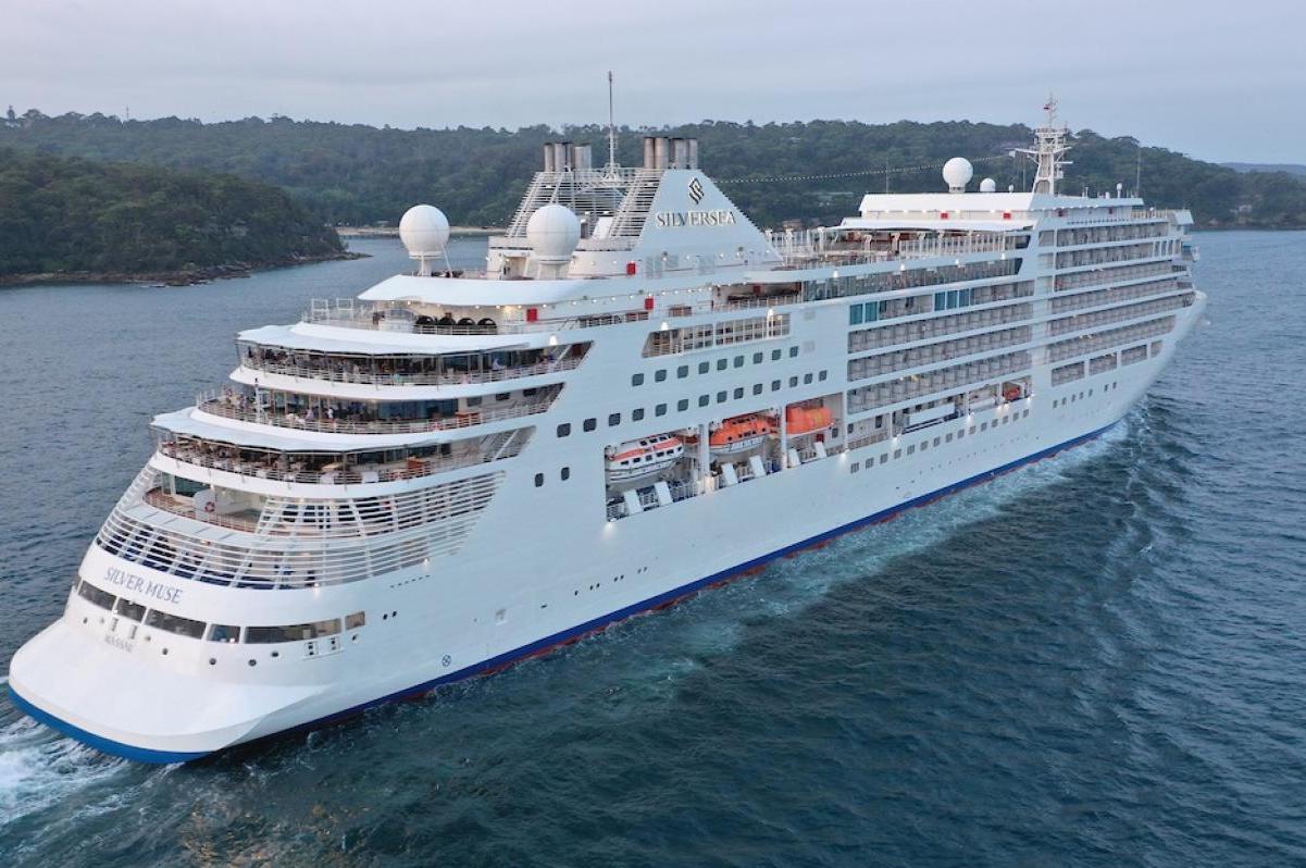 Κρουαζιέρα: Στην Ελλάδα ποντάρει η Silversea Cruises - e-Nautilia.gr | Το Ελληνικό Portal για την Ναυτιλία. Τελευταία νέα, άρθρα, Οπτικοακουστικό Υλικό