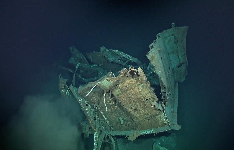 Το μεγαλύτερο σε βάθος ναυάγιο του κόσμου 6,5 χιλιομέτρων στον Ειρηνικό (Video) - e-Nautilia.gr | Το Ελληνικό Portal για την Ναυτιλία. Τελευταία νέα, άρθρα, Οπτικοακουστικό Υλικό