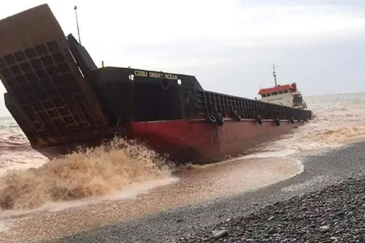 20 ναυτικοί αγνοούνται μετά από χτύπημα τυφώνα στις Φιλιππίνες (video) - e-Nautilia.gr | Το Ελληνικό Portal για την Ναυτιλία. Τελευταία νέα, άρθρα, Οπτικοακουστικό Υλικό