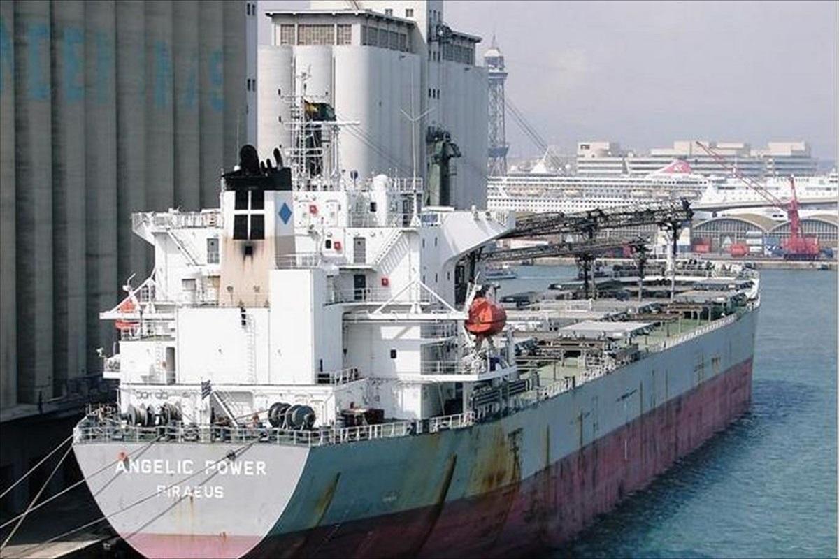 ΒΙΝΤΕΟ & ΦΩΤΟ: Τέλος το μαρτύριο για τους ναυτικούς του Angelic Power – Έφτασαν χθες στην Ελλάδα - e-Nautilia.gr   Το Ελληνικό Portal για την Ναυτιλία. Τελευταία νέα, άρθρα, Οπτικοακουστικό Υλικό