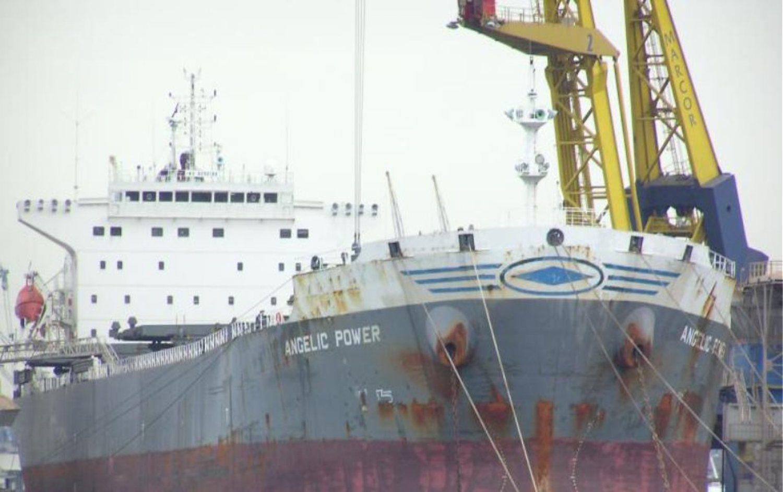 Επιστρέφουν στην Ελλάδα οι 9 Έλληνες ναυτικοί του Angelic Power - e-Nautilia.gr   Το Ελληνικό Portal για την Ναυτιλία. Τελευταία νέα, άρθρα, Οπτικοακουστικό Υλικό