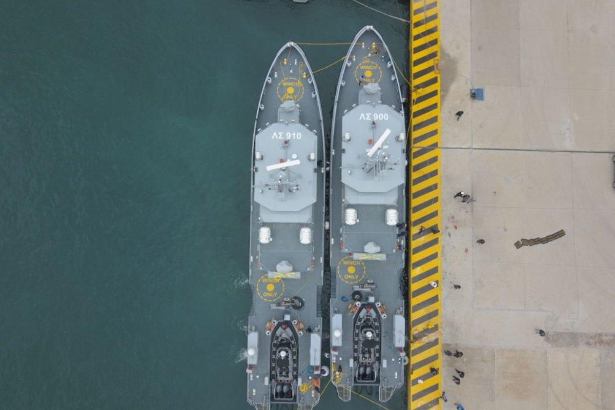 Τηλεχειριζόμενα 50άρια στα νέα πλοία του Λιμενικού - e-Nautilia.gr | Το Ελληνικό Portal για την Ναυτιλία. Τελευταία νέα, άρθρα, Οπτικοακουστικό Υλικό