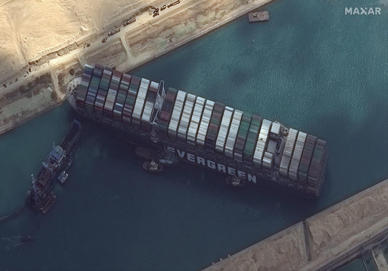 Υπεύθυνος καναλιού του Σουεζ: Ο καπετάνιος φταίει για την προσάραξη του Ever Given - e-Nautilia.gr | Το Ελληνικό Portal για την Ναυτιλία. Τελευταία νέα, άρθρα, Οπτικοακουστικό Υλικό