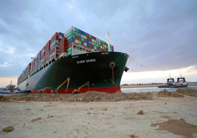 Η πλοιοκτήτρια εταιρεία του Ever Given αρνείται να πληρώσει το υπέρογκο πρόστιμο – Αγωνία για το πλήρωμα - e-Nautilia.gr | Το Ελληνικό Portal για την Ναυτιλία. Τελευταία νέα, άρθρα, Οπτικοακουστικό Υλικό