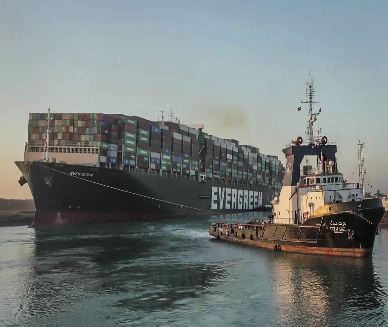 Ever Given: Κρατείται πλοίο και πλήρωμα ώσπου να δοθεί η αποζημίωση - e-Nautilia.gr | Το Ελληνικό Portal για την Ναυτιλία. Τελευταία νέα, άρθρα, Οπτικοακουστικό Υλικό