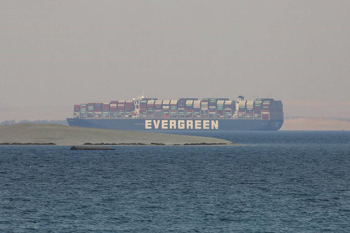 Το κανάλι του Σουέζ ελπίζει να υπάρξει συμφωνία με το Ever Given - e-Nautilia.gr | Το Ελληνικό Portal για την Ναυτιλία. Τελευταία νέα, άρθρα, Οπτικοακουστικό Υλικό