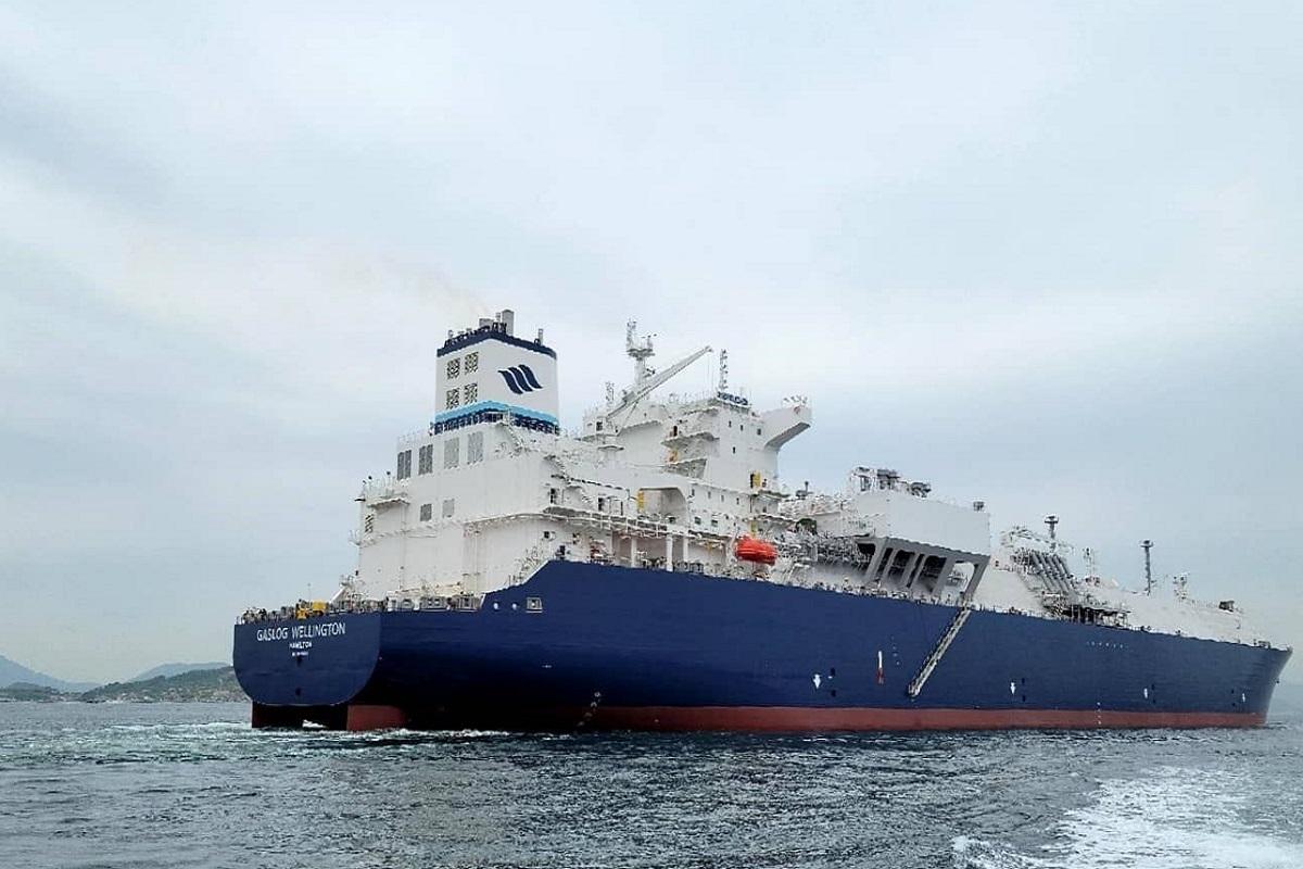 Ξεκίνησε τα δοκιμαστικά το νεότευκτο LNG της GasLog - e-Nautilia.gr | Το Ελληνικό Portal για την Ναυτιλία. Τελευταία νέα, άρθρα, Οπτικοακουστικό Υλικό