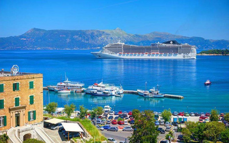 Κρουαζιέρα: Ξεκινούν τον Μάιο από Κέρκυρα και Κρήτη οι AIDA και TUI Cruises - e-Nautilia.gr   Το Ελληνικό Portal για την Ναυτιλία. Τελευταία νέα, άρθρα, Οπτικοακουστικό Υλικό