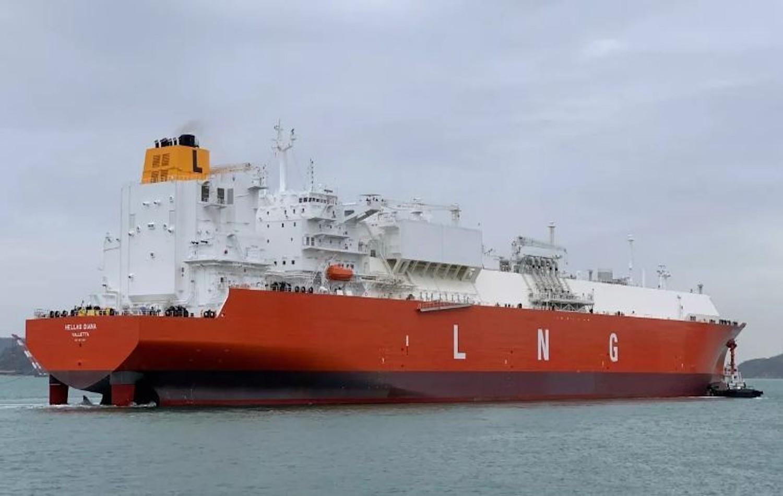 Latsco Shipping: Πρόσθεσε στον στόλο της το πρώτο νεότευκτο πλοίο μεταφοράς υγροποιημένου φυσικού αερίου LNG Carrier - e-Nautilia.gr | Το Ελληνικό Portal για την Ναυτιλία. Τελευταία νέα, άρθρα, Οπτικοακουστικό Υλικό