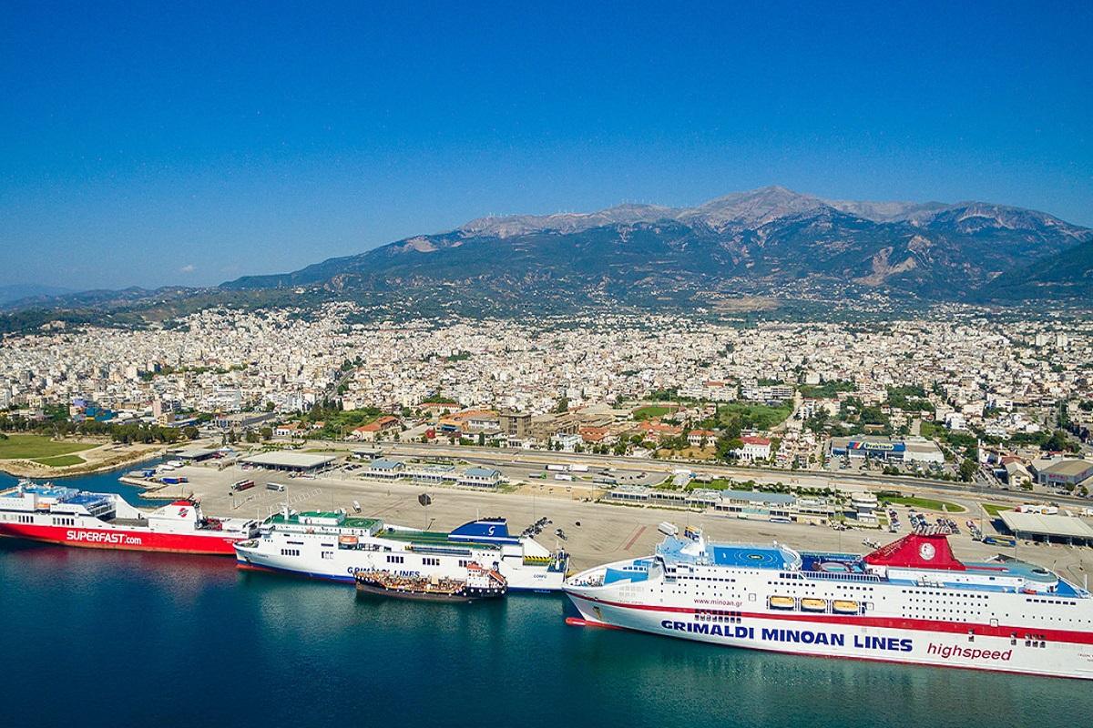 Μηχανική βλάβη σε πλοίο που ερχόταν στην Πάτρα, από τη Βενετία - e-Nautilia.gr | Το Ελληνικό Portal για την Ναυτιλία. Τελευταία νέα, άρθρα, Οπτικοακουστικό Υλικό