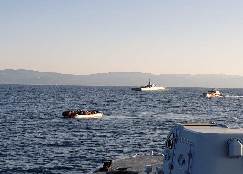 Σοβαρές προκλήσεις από Τουρκικές Ακταιωρούς στην Μυτιλήνη (video+photo) - e-Nautilia.gr   Το Ελληνικό Portal για την Ναυτιλία. Τελευταία νέα, άρθρα, Οπτικοακουστικό Υλικό
